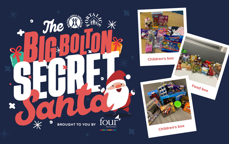 The Big Bolton Secret Santa