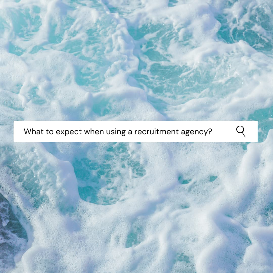 Not used a recruitment agency before? Here's what to expect ..