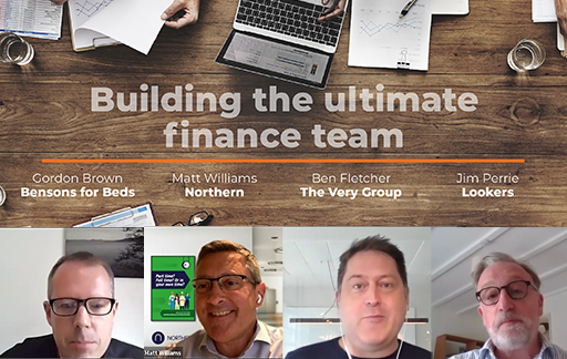 Building the ultimate finance team