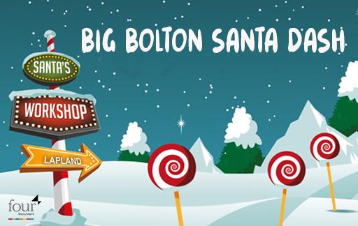 Big Bolton Santa Dash